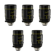 Cooke Brand Anamorphic Lens range for hire